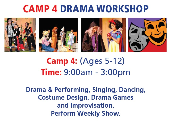 camp4 Drama workshop