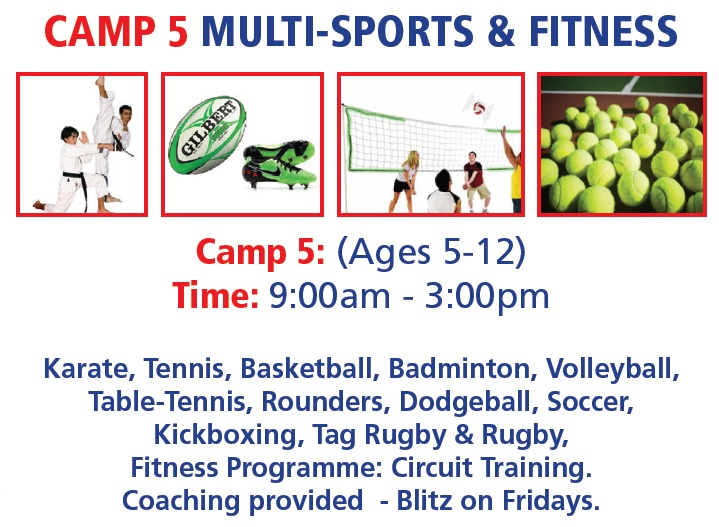 camp5 Multi-sports & Fitness