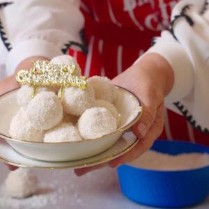 1 – Comet's Coconut Snowballs