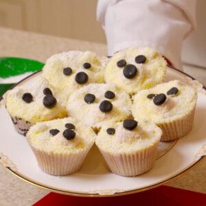 11 – Polar Bear Cupcakes