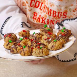 7 – Cupid's Chocolate Chip & Orange Oatmeal Cookies